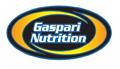 Gasparl Nutrition