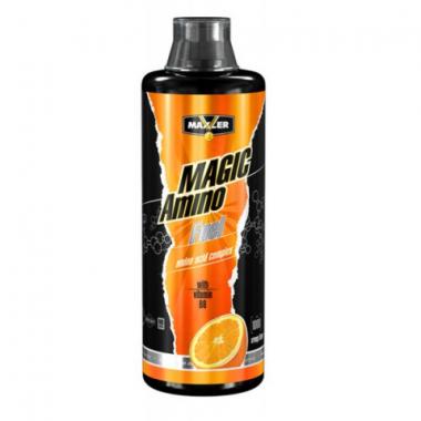 Maxler Amino Magic (1000 мл.) Полный комплекс аминокислот в жидком концентрате