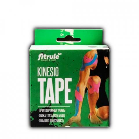 Fitrule Kinesio Tape 7,5cм*5м/ Россия