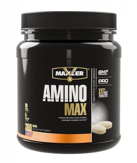 Maxler Amino Max Hydrolizate (360 таблеток ) - Комплексные аминокислоты в таблетках /США