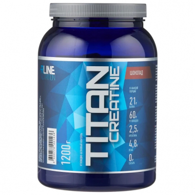 RLine Titan Creatine Gainer (2000 г ) - Мультигейнер с креатином / Россия