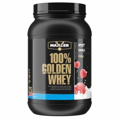Maxler 100% Golden whey (908 грамм) Сывороточный протеин/США