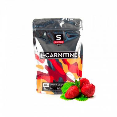 SportLine L-Сarnitine (300 грамм) с гуараной и витамином С в порошке