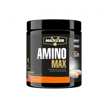Maxler Amino Max Hydrolizate (120 таблеток ) - Комплексные аминокислоты в таблетках /США
