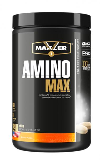 Maxler Amino Max Hydrolizate (240 таблеток ) - Комплексные аминокислоты в таблетках /США