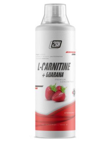 2SN L-Carnitine + Guarana (500 мл.) Л-карнитин в жидкой форме с гуараной / Россия