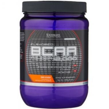 Ultimate Nutrition BCAA 12000 (228 грамм) Оптимальное сочетание и ударная порция аминокислот