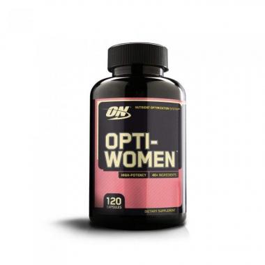 Optimum Nutrition Opti-Women (120 капсул) Комплекс витаминов и минералов для женщин/США