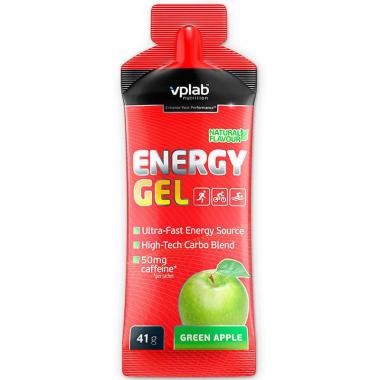VP Energy Gel + caffeine (41 грамм) Кофеино-углеводный энергетик/Великобритания