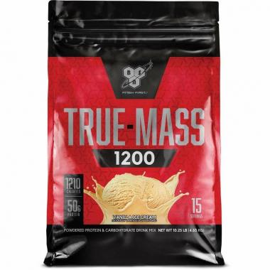 True-Mass 1200 (4540 грамм) Белково-углеводная смесь премиум-уровня/США