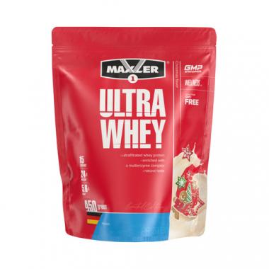 Maxler Ultra Whey (450 грамм) - Ультрафильтрованный сывороточный протеин / Германия