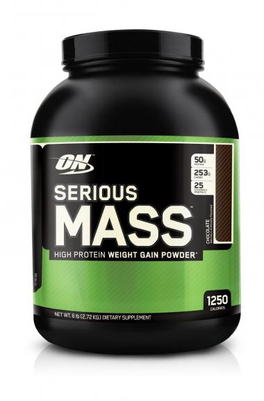 ON Serious Mass (2720 грамм) Высокоуглеводный гейнер/США