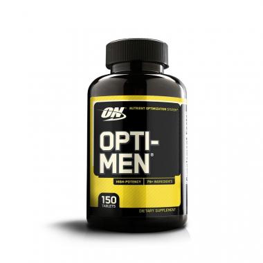 ON Opti-Men (150 таблеток) Мультивитаминный комплекс для мужчин/США