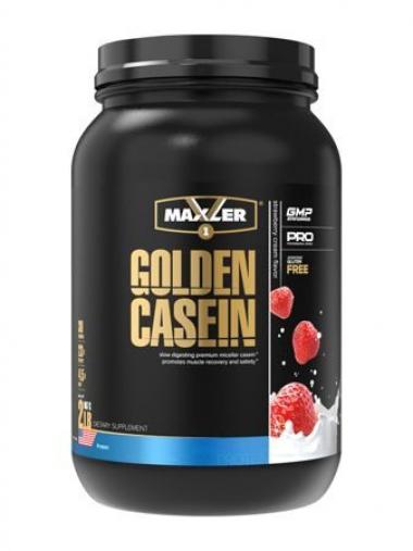 Maxler Golden Casein (908 грамм) - Казеиновый протеин / США