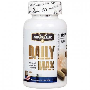 Maxler Daily Max (100 таблеток) Витамины и минералы на каждый день/США