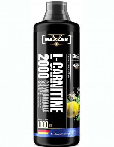 Maxler L-Carnitine 2000 (1000 мл.) Жидкий концентрированный Л-Карнитин/Германия