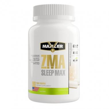 Maxler ZMA Sleep Max (90 капсул) - Комплекс анаболических минералов / США
