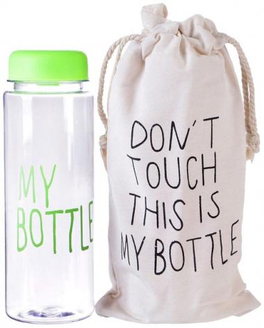 Бутылка My Bottle, 400 мл.