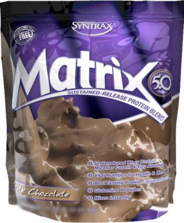 Matrix 5.0 (Matrix) 2290 кг Вкуснейший многокомпонентный протеин/США