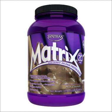 Syntrax Matrix 2.0  (908 грамм) Многокомпонентный протеин/США