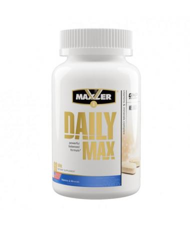 Maxler Daily Max (60 таблеток) - Полный мультивитаминный и минеральный комплекс / США