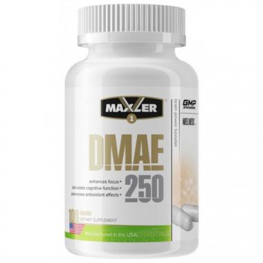 Maxler DMAE (100 таблеток) Средство для улучшения работы мозга/США