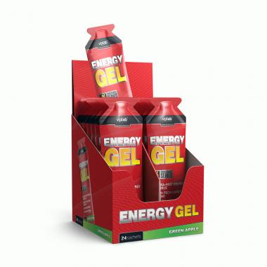 VP Energy Gel + caffeine (41 грамм) Кофеино-углеводный гель /Великобритания