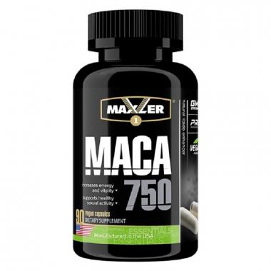 Maxler Maca (90  капсул) Экстракт Мака Перуанская / США