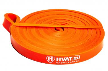 Фитнес-петля, оранжевая,  2-15 кг