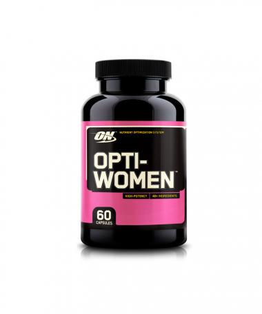 Optimum Nutrition Opti-Women (60 капсул) Комплекс витаминов и минералов для женщин/США